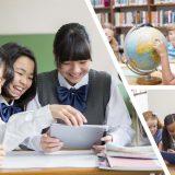 タイのコンケン大学と与勝高校をオンラインでつなげたICT活用交流授業を実施しました!